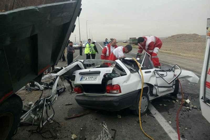 ۲ نفر در سوانح رانندگی خوزستان کشته شدند