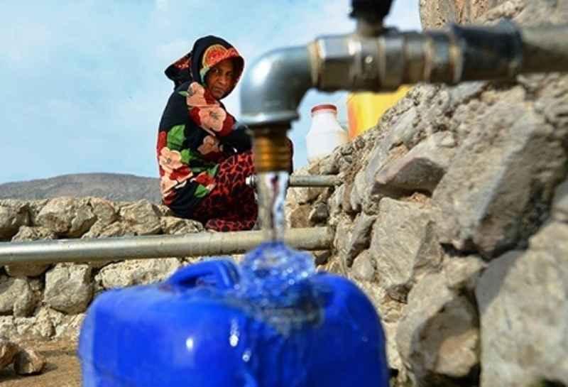مشترکان روستایی ایلام یک ششم قیمت تمام شده آب می پردازند