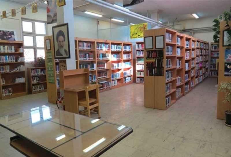 پنج کتابخانه عمومی هفته دولت در ایلام بهره برداری می شود