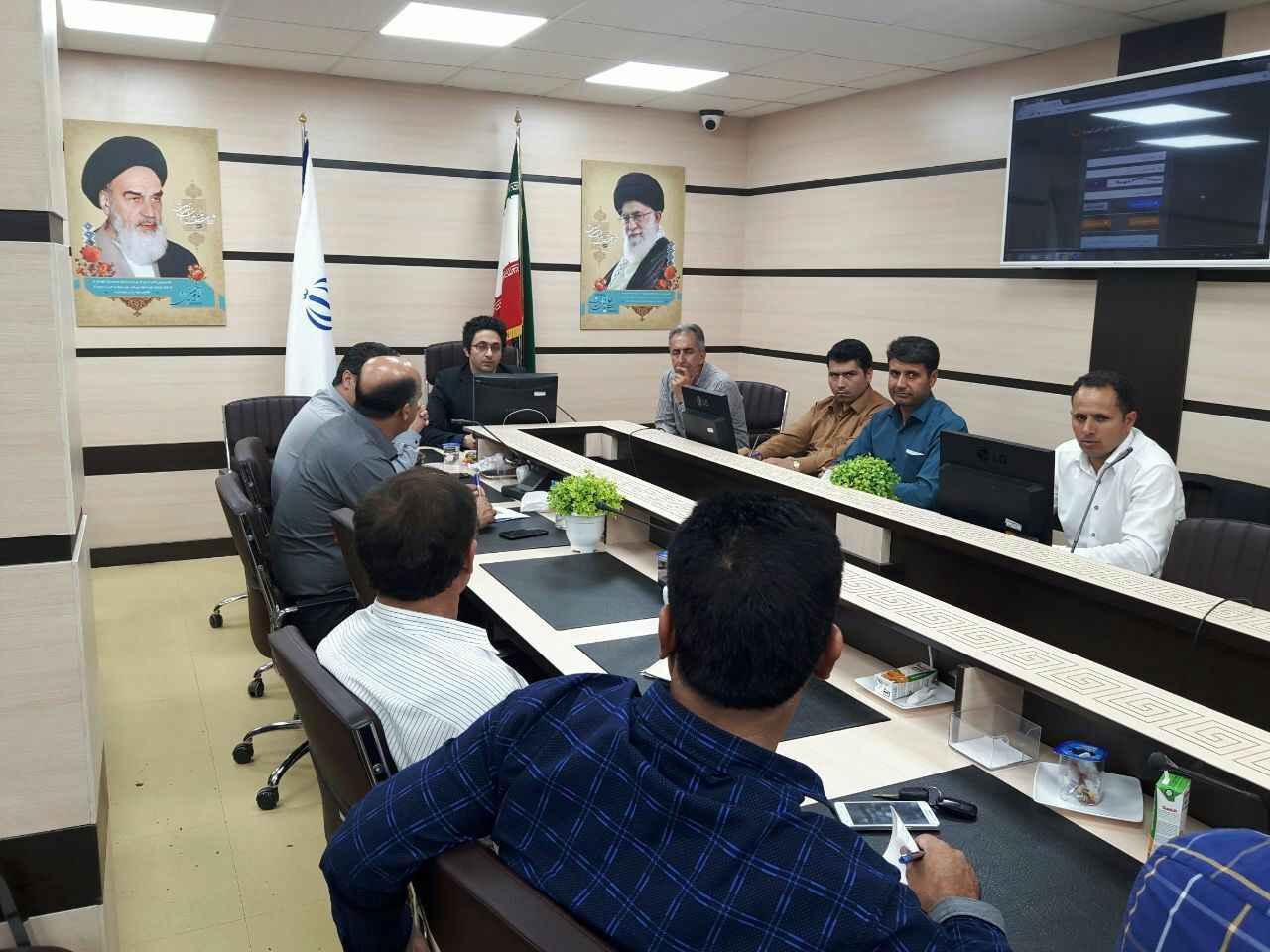 برگزاری جلسه توجیهی سادا در اداره کل امور اقتصادی و دارایی استان ایلام