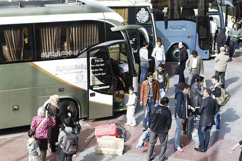 ناوگان حمل و نقل عمومی ایلام 435 هزار مسافر را جابجا کرد