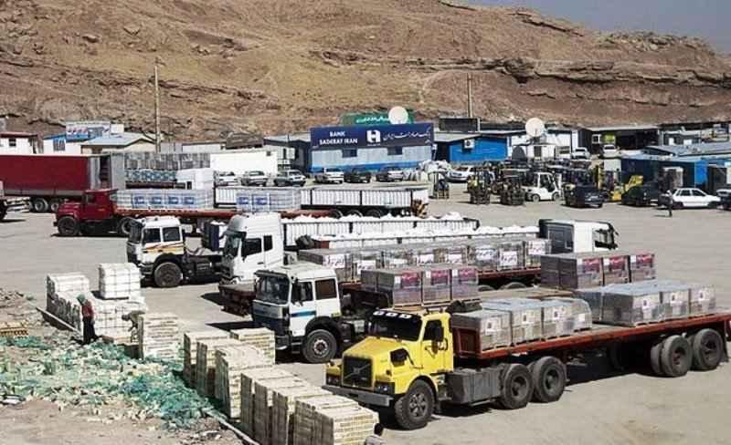 ۴۸۰ هزار تن کالا در جاده های ایلام جابجا شد