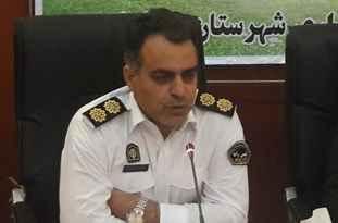 همتیزاده؛ رئیس پلیس راه استان ایلام تاکید کرد/ لزوم ارائه خدمت بهتر به مردم در سفرهای تابستانی