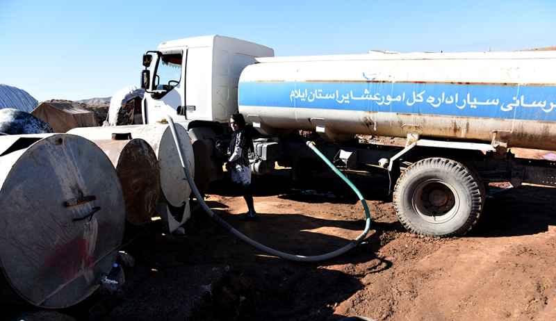 سرانه آب عشایر ایلام به یک هزار لیتر در روز افزایش یافت