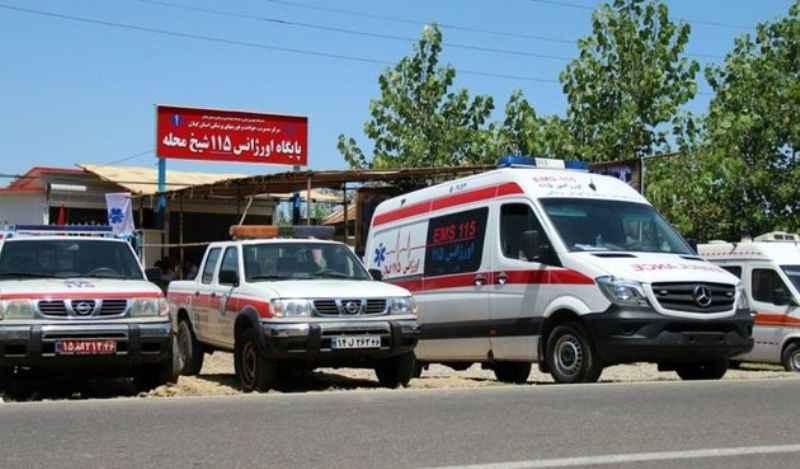 ۴۰ پایگاه پزشکی به زائران اربعین در مهران خدمت رسانی می کنند