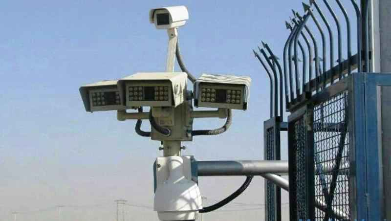 دوربین های ثبت تخلف رانندگی در معابر ایلام نصب می شود