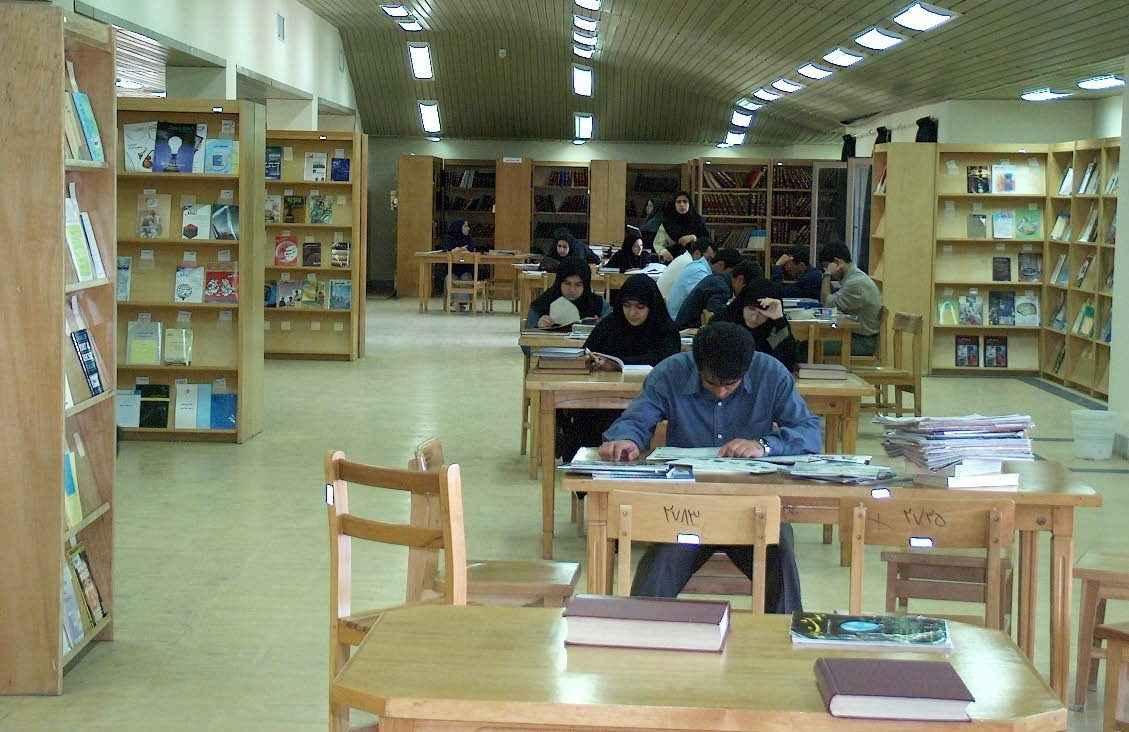 بارگذاری پروندهها کتابخانه های ایلام تعمیر و تجهیز می شوند