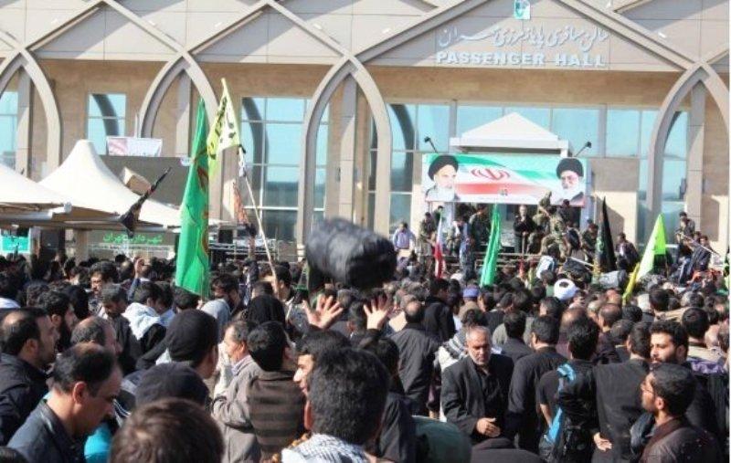۹۲ هزار زائر دهه نخست محرم از مرز مهران تردد کردند