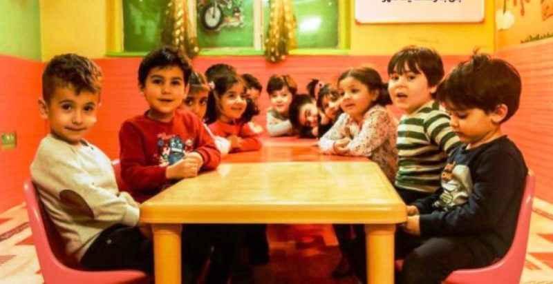 دنیای کودکی زیربنای شکل گیری شخصیت افراد است