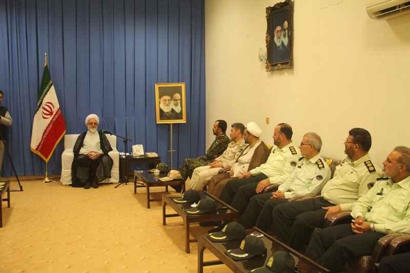 نیروی انتظامی در اربعین چندسال گذشته خوش درخشید