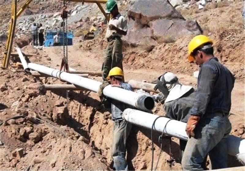 شهرهای توحید و کهره آذرماه به شبکه گاز متصل می شوند