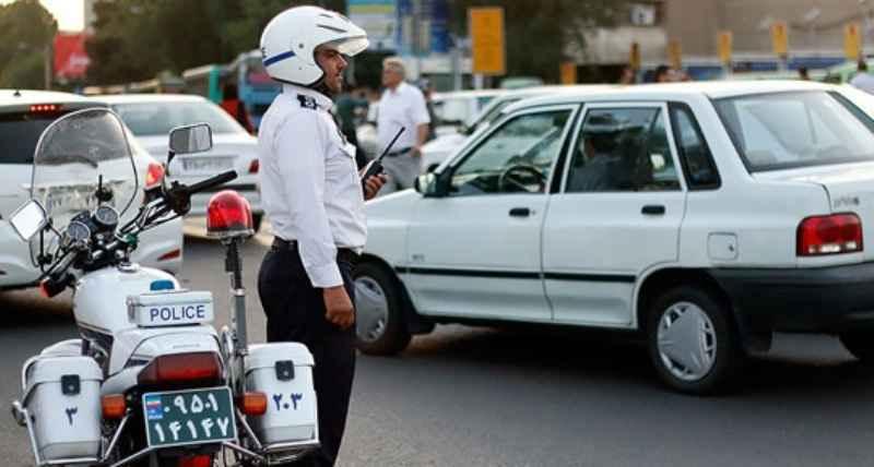 پلیس بدون همراهی مردم در ایجاد انضباط ترافیکی توفیقی ندارد