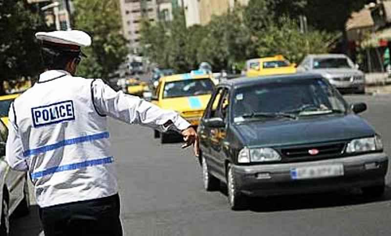 برخورد با تخلفات حادثه ساز رانندگی در ایلام افزایش یافت