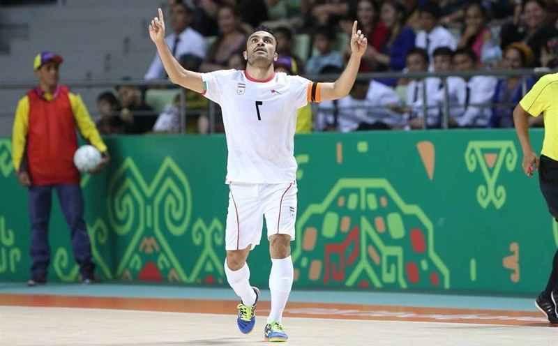 «حسن زاده» برترین بازیکن سال فوتسال آسیا شد