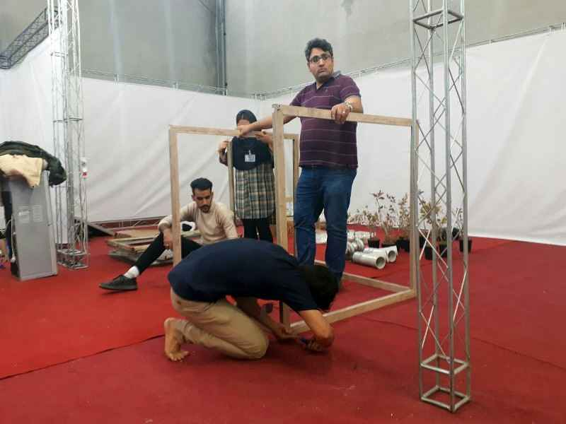 دانشگاه ایلام عنوان دوم جشنواره ملی حرکت را کسب کرد
