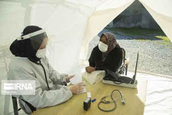 ۸۰ درصد مردم ایلام در طرح شهید سلیمانی غربالگری کرونا شدند