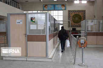 پایانه مسافری مرز مهران بسته میشود