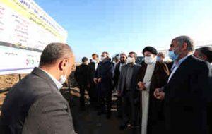 آیتالله رئیسی: توسعه راههای شمال استان اردبیل اولویت دولت است