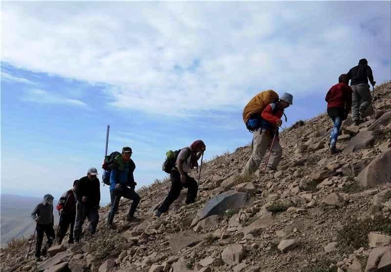 ۶۶ هزار کوهنورد در ایران سازماندهی شده اند