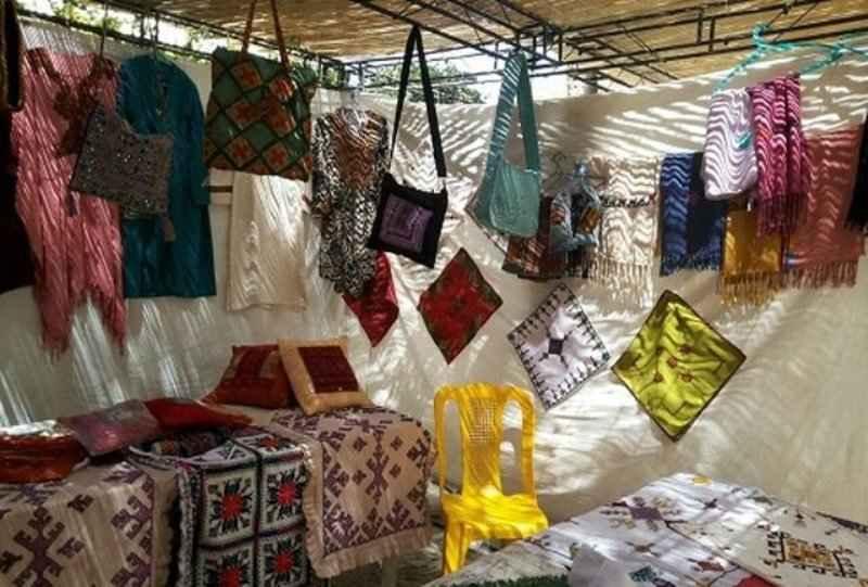 نمایشگاه تولیدات زنان سرپرست خانوار ایلامی برگزار می شود