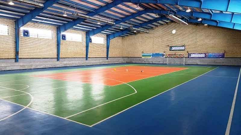 هفته دولت ۶ پروژه ورزشی در ایلام افتتاح می شود