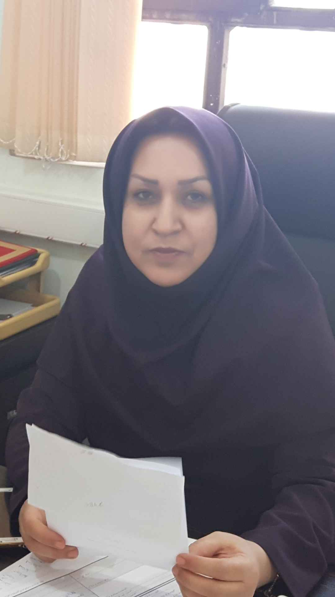 فعالیت های هفته حجاب و عفاف در اداره کل امور اقتصادی و دارایی استان ایلام