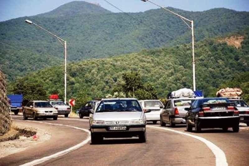 ۱۲ میلیون و ۵۰۰ هزار تردد در جاده های ایلام ثبت شد