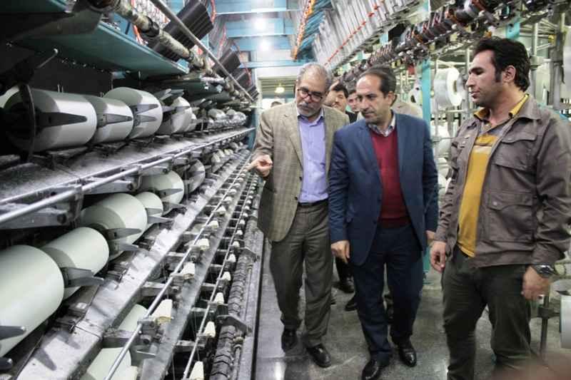 ۴۳ واحد صنعتی تعطیل در ایلام به چرخه تولید بازگشتند