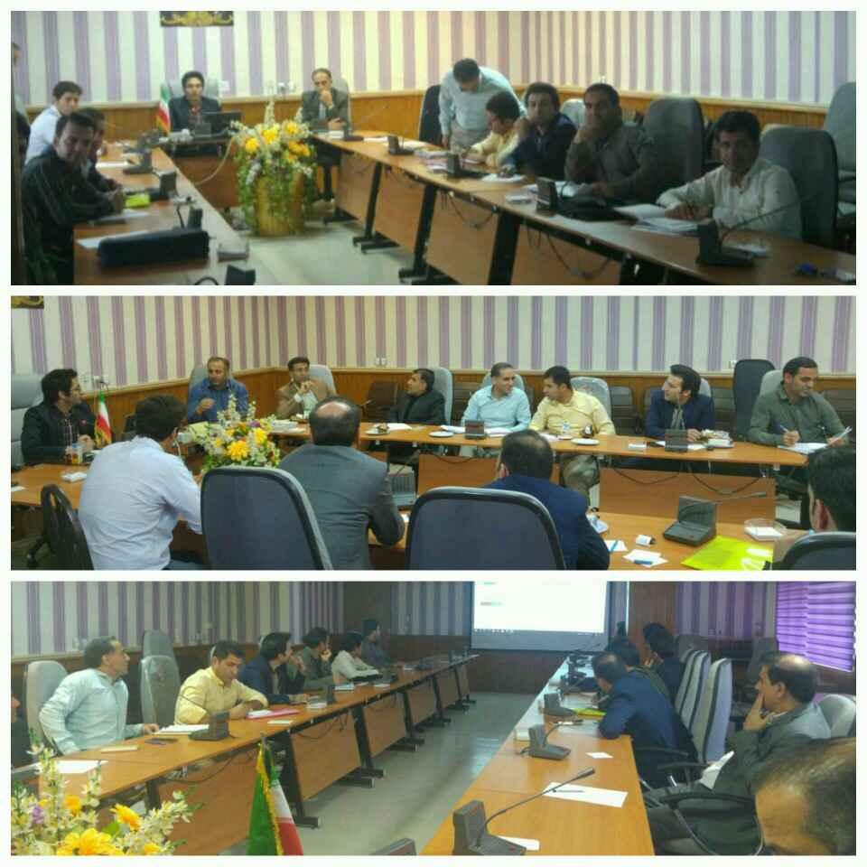 برگزاری جلسه آموزشی سادا برای کارکنان آموزش و پرورش