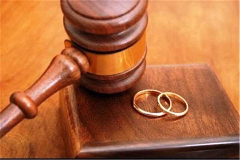 ۵۴ درصد طلاق زوج های ایلامی پنج سال اول زندگی رخ می دهد