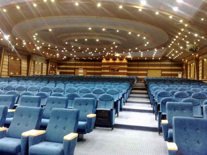 تالار مرکزی ایلام با هفت هزار متر مربع مساحت احداث می شود