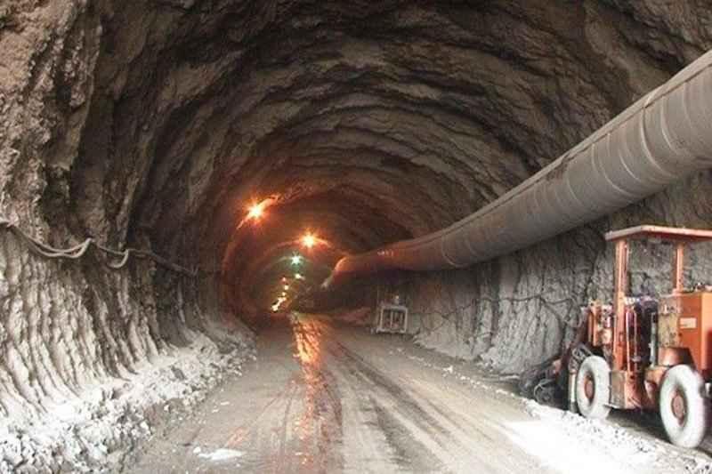 سه هزار و ۲۵۰ متر از تونل کبیرکوه حفاری شد