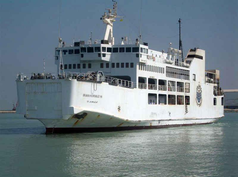 مسافرت دریایی از بندر بوشهر به دوحه از سرگرفته می شود