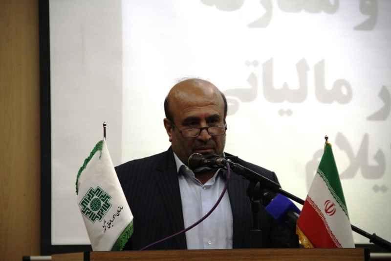 میزان وصول مالیات در ایران کمتر از متوسط جهانی است
