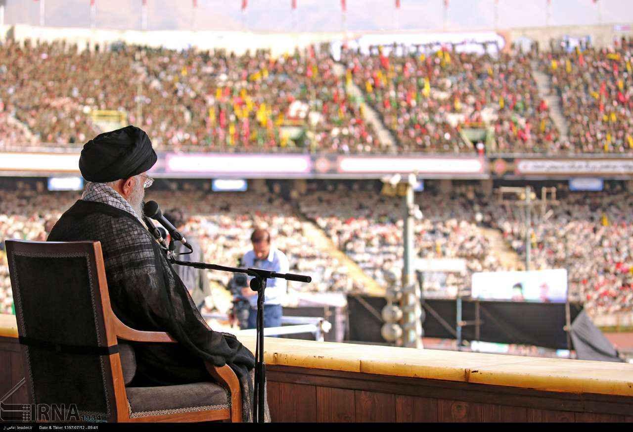 آسوشیتدپرس: رهبر ایران وعده «سیلی» به آمریکا را داد