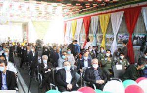 افتتاح زیر گذر کشوری ایلام راهی به سوی آرمان شهر + گزارش تصویری