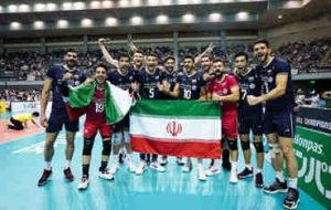 والیبال ایران با اقتدار قهرمان آسیا شد