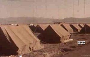 چادرنشینی، قصه تلخ اما واقعی ایلامیان در جنگ