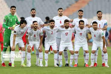 تیم ملی فوتبال ایران همچنان بر بام آسیا